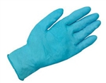 Nitrile Disposable Gloves 5 mil Large, 100 gloves
