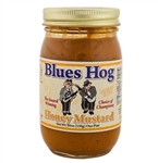 Blues Hog Honey Mustard BBQ Sauce, Pint