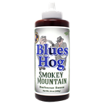 Blues Hog Smokey Mountain BBQ Sauce, 24oz Squeeze Bottle