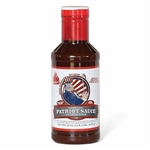 Code 3 Spices Patriot Sauce Spicy, 21oz