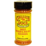 Cimarron Doc's Sweet Rib Rub, 6.6oz