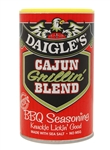 Daigle's Cajun Grillin' Blend BBQ Seasoning, 8oz