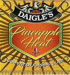 Daigle's Pineapple Heat Glaze, 12oz