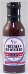 Freeman Brother's BBQ Championship Sauce, 16oz