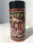 Grinders Meat Rub, 10.25oz