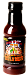 Hogs N Heat BBQ Sauce, 18oz