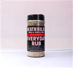 Heath Riles BBQ Everyday Rub, 16oz