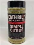 Heath Riles BBQ Citrus Rub, 16oz