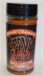 Heavy Smoke BBQ White Label, 11oz