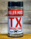 Killer Hogs TX Brisket Rub, 16oz