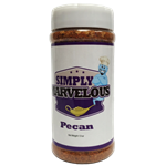 Simply Marvelous Pecan Rub, 12oz