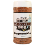 Simply Marvelous Peppered Cow, 12oz