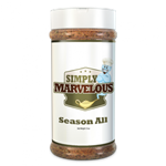 Simply Marvelous Season All Rub, 12oz