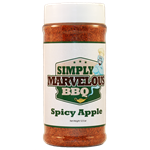 Simply Marvelous Spicy Apple, 12.5oz