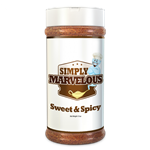 Simply Marvelous Sweet and Spicy Rub, 12oz