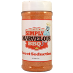 Simply Marvelous Sweet Seduction Rub, 12oz