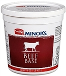 Minor's Beef Base, 16oz