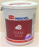 Minor's Ham Base No Added MSG, 16oz