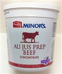 Minor's Beef Au Jus Concentrate, 16oz
