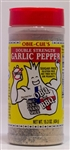 Obie-Cue's Garlic Pepper, 15.3oz