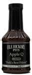 Ole Hickory Pits Apple Q, 16oz