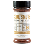 Tuffy Stone Cool Smoke Everything Rub, 6.3oz