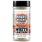 Boars Night Out Spicy White Lightning, 14oz