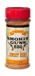 Smokin' Guns Sweet Heat Rub, 4.8oz