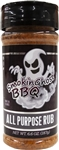 Smokin Ghost BBQ Steak and Brisket Rub, 6.6oz