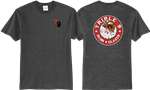 Triple 9 Dark Heather Grey T-Shirt