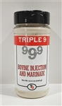 Triple 9 Bovine Injection & Marinade, 12.2oz