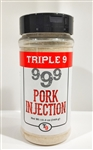 Triple 9 Pork Injection & Marinade, 12.3oz