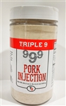 Triple 9 Pork Injection & Marinade, 29.2oz