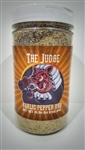 "The Judge ""Garlic Pepper BBQ Rub"", 24.5oz"