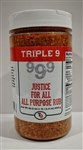 "Justice For All ""All Purpose Rub"", 30.3oz"