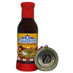 SuckleBusters Honey BBQ Sauce, 12oz