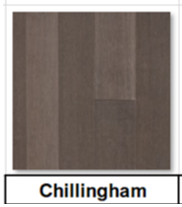 #121478 CHILLINGHAM BAMBOO FLOOR 25.75 SQ FT