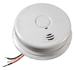 SMOKE ALARM AC WIRED WITH 10yr SEALED BATTERY BACKUP