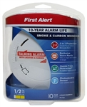 SMOKE DETECTOR & CARBON MONOXIDE 10yr SEALED BATTERY