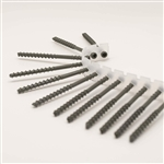 2-3/8 EDGE COLLATED SCREWS (1,000 piece box)