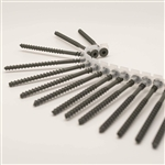 3 INCH GREEN COLLATED FACE SCREWS (1,000 piece box)