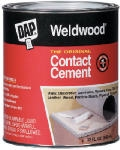 FLAMMABLE CONTACT CEMENT QT