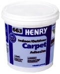 CARPET TITEBOND CONST ADHESIVE QUART (INT)