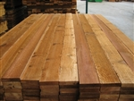 1x12x16' RED CEDAR RUFF CUT