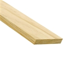 1x4x12' CLEAR SELECT PINE