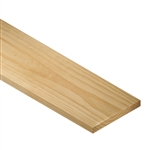 1x8x8' CLEAR SELECT PINE
