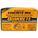CONCRETE MIX 60LB  #1101