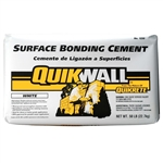 GRAY SURFACE BONDING CEMENT 50lb #1231 QUIKWALL