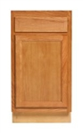 CHADWOOD SINK FRONT CABINET #18SF