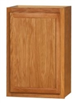 W2436 CHADWOOD TALL WALL CABINET #24WT